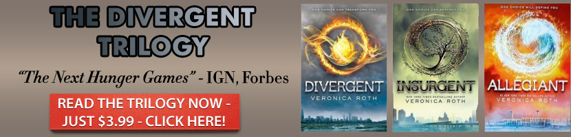 Buy The Divergent Trilog